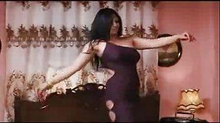 Ples u egipatski arapski film
